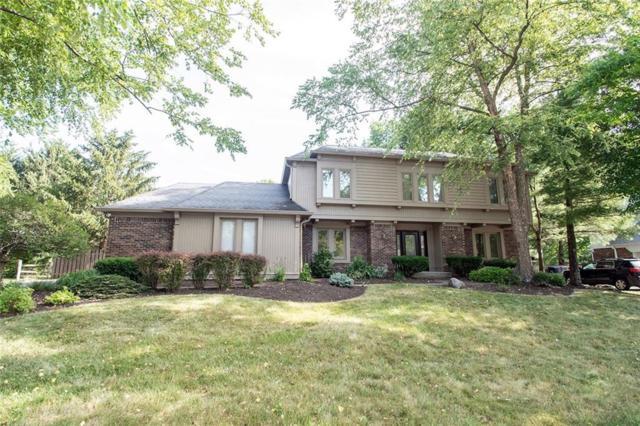 1194 Driftwood Drive, Carmel, IN 46033 (MLS #21653401) :: Heard Real Estate Team | eXp Realty, LLC