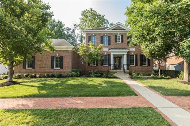 4125 Heyward Lane, Indianapolis, IN 46250 (MLS #21653411) :: The Star Team | RE/MAX Realty Group