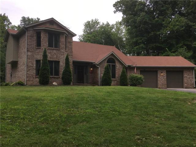 94 Pin Oak Road, Greencastle, IN 46135 (MLS #21653422) :: Mike Price Realty Team - RE/MAX Centerstone