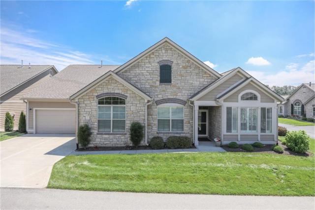 2214 Heather Glen Way, Franklin, IN 46131 (MLS #21653428) :: The Indy Property Source