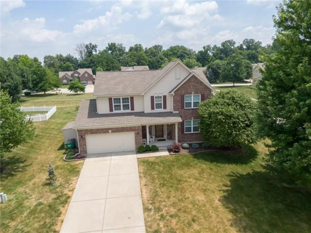 14805 Deerwood Drive, Carmel, IN 46033 (MLS #21653447) :: The Indy Property Source