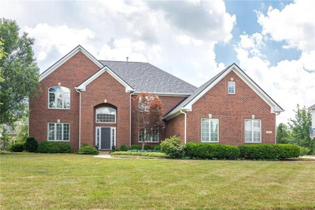 2427 Hopwood Drive, Carmel, IN 46032 (MLS #21653453) :: Heard Real Estate Team | eXp Realty, LLC