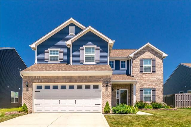 892 Blue Ash Trail, Greenwood, IN 46143 (MLS #21653463) :: The Indy Property Source