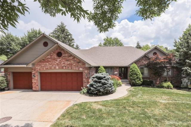 1427 Eagle Valley Drive, Greenwood, IN 46143 (MLS #21653471) :: Mike Price Realty Team - RE/MAX Centerstone