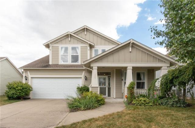 1287 Townsend Drive, Greenwood, IN 46143 (MLS #21653472) :: The Indy Property Source