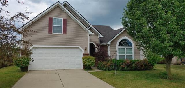 930 Nature Lake Circle, Brownsburg, IN 46112 (MLS #21653476) :: The Indy Property Source