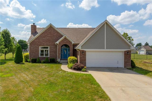 5964 W Countryside Court, New Palestine, IN 46163 (MLS #21653496) :: AR/haus Group Realty