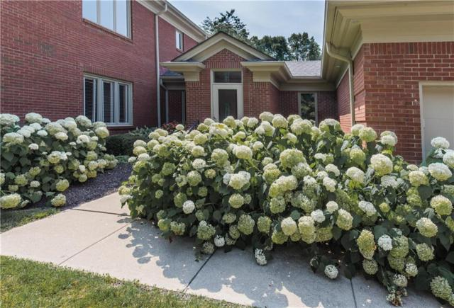 6550 Meridian Parkway 6-A, Indianapolis, IN 46220 (MLS #21653510) :: The Star Team | RE/MAX Realty Group