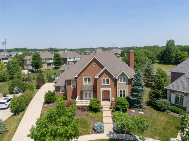 7680 St. Lawrence Court, Zionsville, IN 46077 (MLS #21653511) :: AR/haus Group Realty