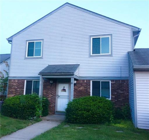 5929 Deerwood Court, Indianapolis, IN 46254 (MLS #21653522) :: Mike Price Realty Team - RE/MAX Centerstone