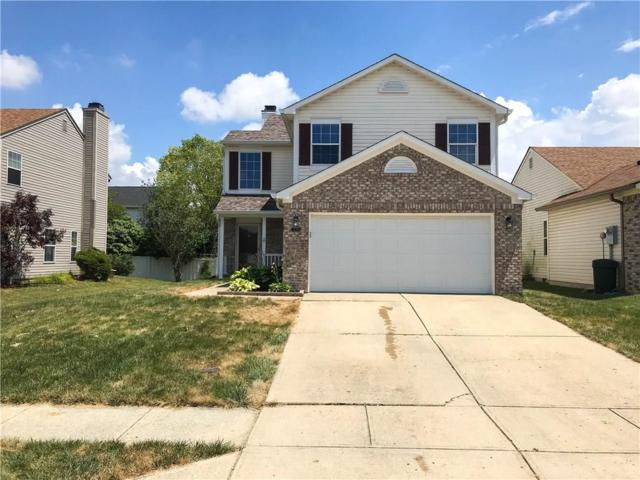 2219 Real Quiet Drive, Indianapolis, IN 46234 (MLS #21653549) :: Richwine Elite Group