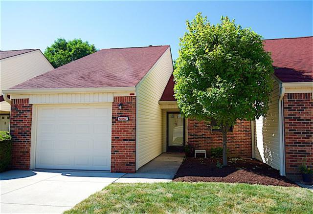 5457 Happy Hollow Bldg A, Indianapolis, IN 46268 (MLS #21653559) :: The Indy Property Source