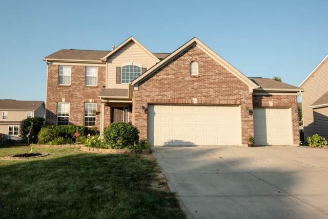 1503 Stormhaven Way, Greenwood, IN 46143 (MLS #21653560) :: Heard Real Estate Team | eXp Realty, LLC