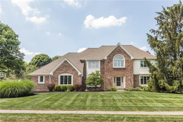 1473 Woodgate Circle, Carmel, IN 46033 (MLS #21653571) :: Your Journey Team