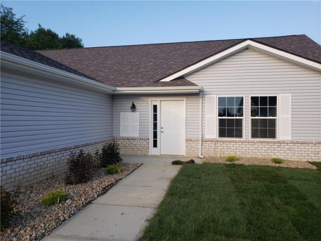 3401 Village Drive, Anderson, IN 46011 (MLS #21653615) :: AR/haus Group Realty