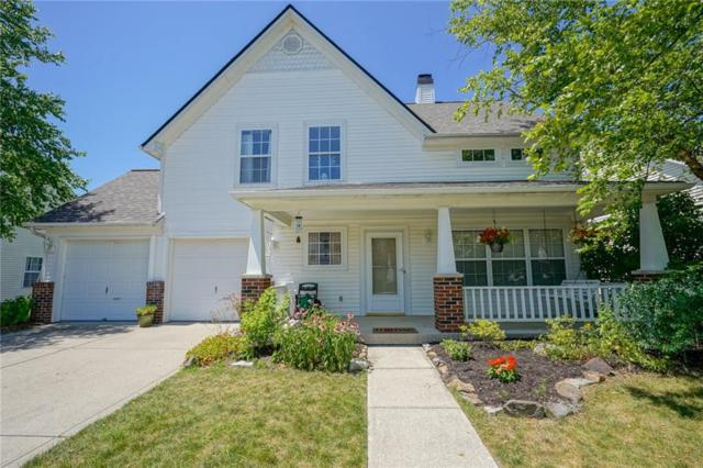 10706 Morristown Court, Carmel, IN 46032 (MLS #21653626) :: The Indy Property Source