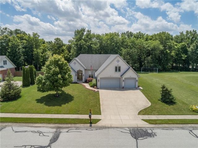 267 Hidden Glen Drive, Greenfield, IN 46140 (MLS #21653627) :: Mike Price Realty Team - RE/MAX Centerstone