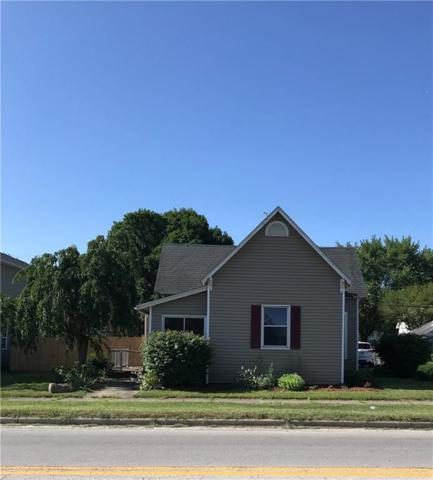615 W South Street, Lebanon, IN 46052 (MLS #21653637) :: Mike Price Realty Team - RE/MAX Centerstone