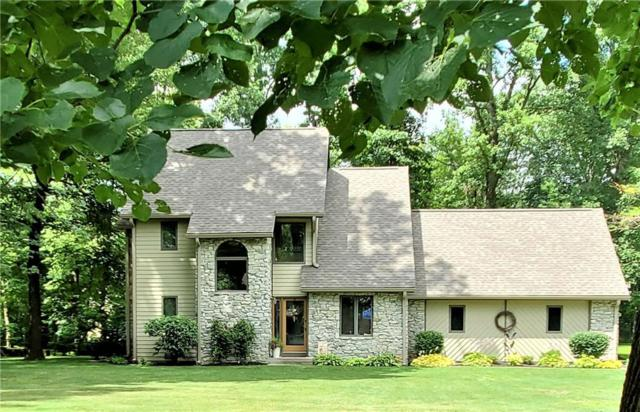 1261 S Vera Drive, New Palestine, IN 46163 (MLS #21653653) :: The Star Team | RE/MAX Realty Group