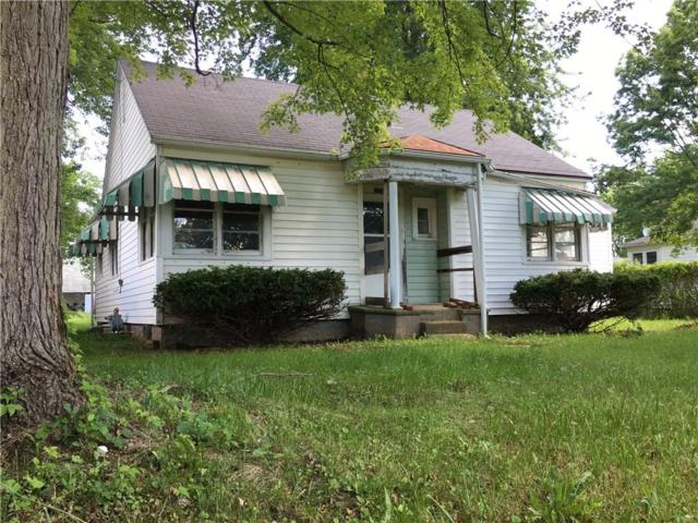 206 E Washington Street, Parker City, IN 47368 (MLS #21653666) :: The ORR Home Selling Team