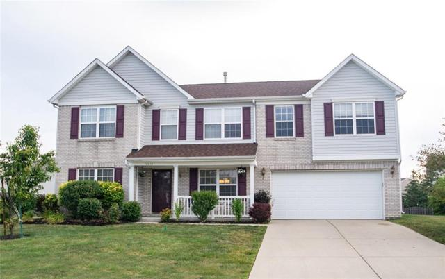 10810 Pleasant View Lane, Fishers, IN 46038 (MLS #21653671) :: HergGroup Indianapolis