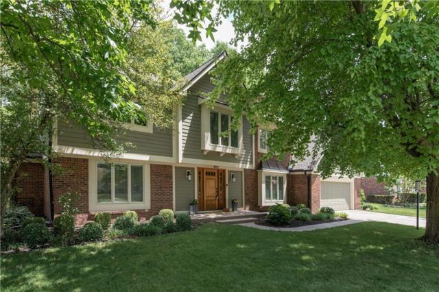 12935 Limberlost Drive, Carmel, IN 46033 (MLS #21653683) :: Mike Price Realty Team - RE/MAX Centerstone