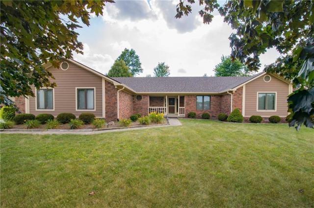 1220 N Harvey Road, Greenwood, IN 46143 (MLS #21653749) :: The Indy Property Source