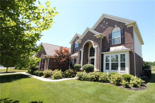 13668 Fossil Drive, Carmel, IN 46074 (MLS #21653776) :: Mike Price Realty Team - RE/MAX Centerstone