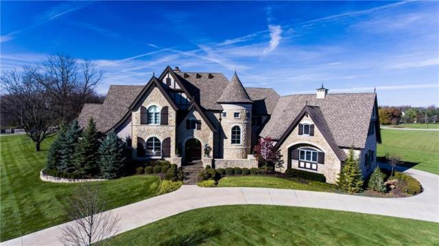 10450 Laurel Ridge Lane, Carmel, IN 46032 (MLS #21653806) :: The Indy Property Source