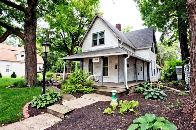 3224 Nowland Avenue, Indianapolis, IN 46201 (MLS #21653812) :: AR/haus Group Realty