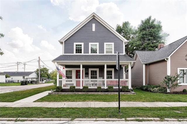 522 S Main Street, Fortville, IN 46040 (MLS #21653821) :: HergGroup Indianapolis