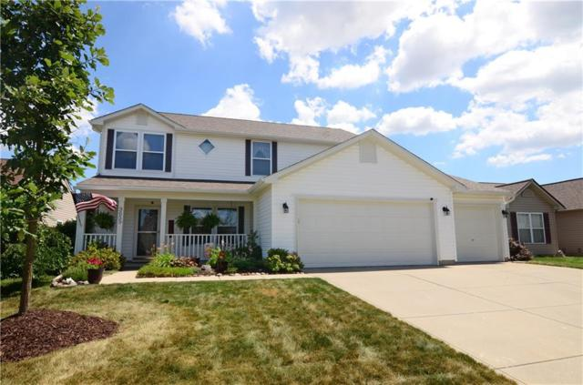 3659 Limelight Lane, Whitestown, IN 46075 (MLS #21653898) :: Mike Price Realty Team - RE/MAX Centerstone