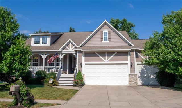 5110 Greenheart Place, Indianapolis, IN 46237 (MLS #21653941) :: The Indy Property Source