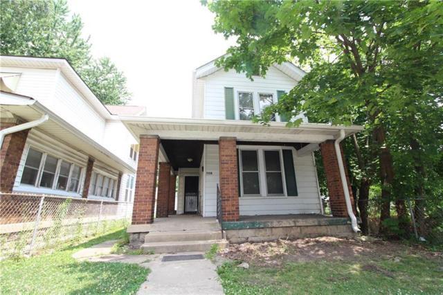 403 N Keystone Avenue, Indianapolis, IN 46201 (MLS #21653979) :: Mike Price Realty Team - RE/MAX Centerstone