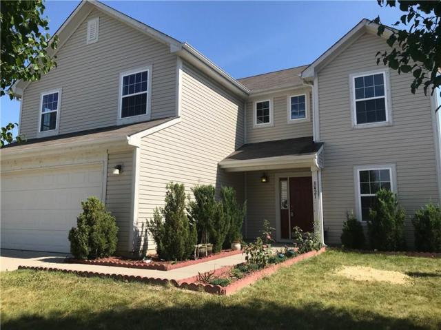 8421 Sotheby Drive, Indianapolis, IN 46239 (MLS #21653980) :: The Indy Property Source