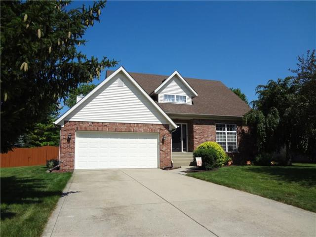 1507 Pippin Drive, Greenfield, IN 46140 (MLS #21653984) :: Mike Price Realty Team - RE/MAX Centerstone