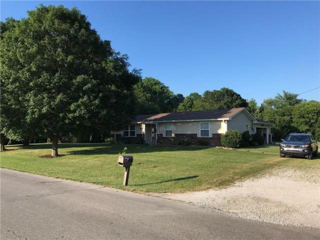 4891 N Co Rd 500 E, Pittsboro, IN 46167 (MLS #21654019) :: The Indy Property Source