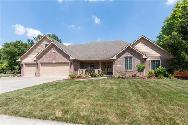 1371 Forest Commons Drive, Avon, IN 46123 (MLS #21654042) :: The Evelo Team