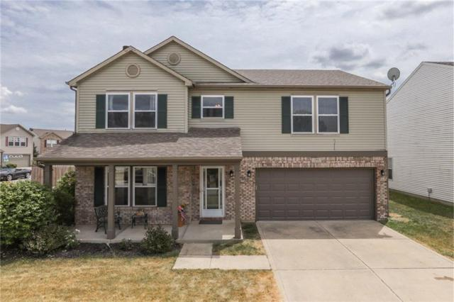 293 Sunbeam Lane, Greenwood, IN 46143 (MLS #21654152) :: Mike Price Realty Team - RE/MAX Centerstone