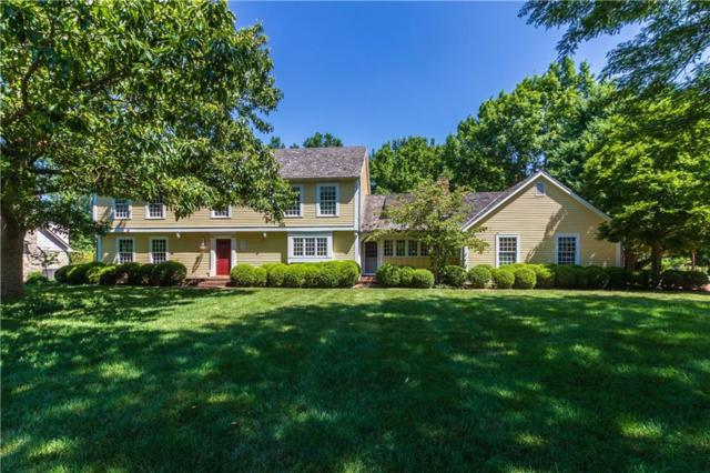 3868 Circle Drive, Indianapolis, IN 46220 (MLS #21654167) :: The Indy Property Source