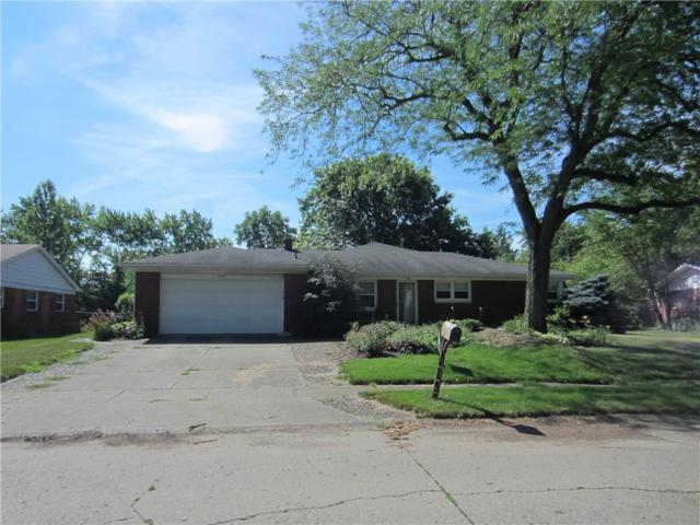 9149 Granville Lane, Indianapolis, IN 46229 (MLS #21654170) :: The Indy Property Source