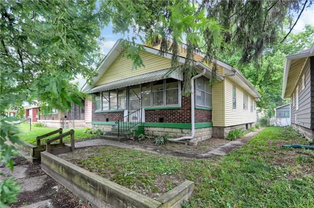 211 Oxford Street, Indianapolis, IN 46201 (MLS #21654188) :: The Indy Property Source