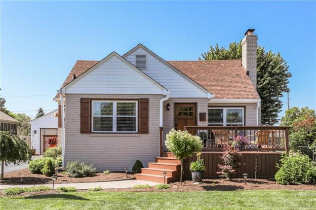 1727 Southview Drive, Indianapolis, IN 46227 (MLS #21654201) :: The Indy Property Source