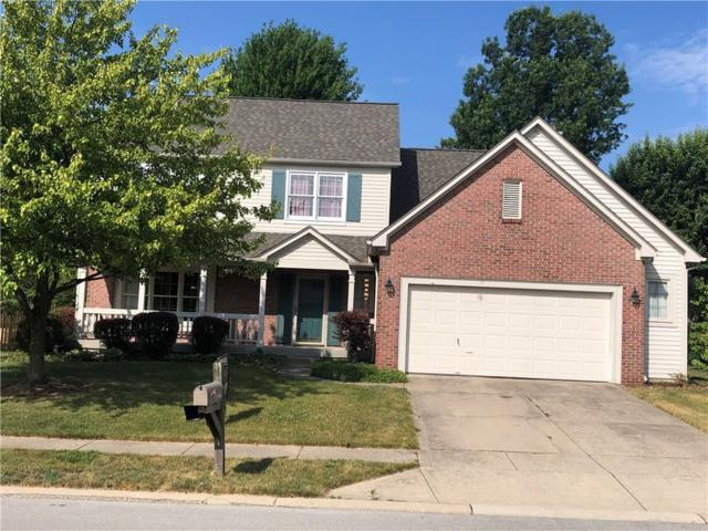 13466 Shakamac Drive, Carmel, IN 46032 (MLS #21654217) :: The Indy Property Source