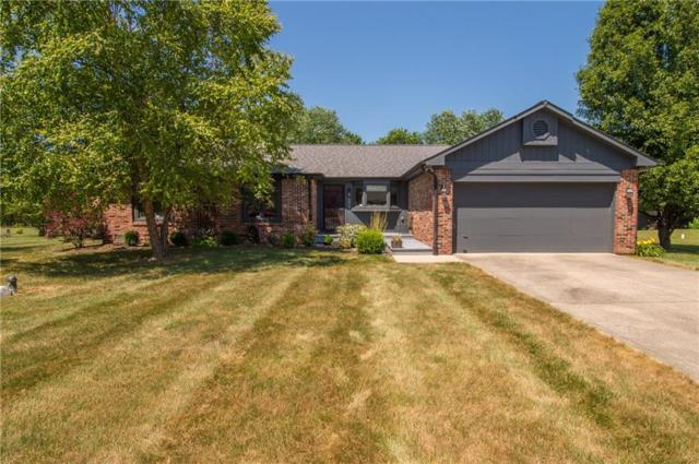 1018 Kingsway Drive, Avon, IN 46123 (MLS #21654222) :: Mike Price Realty Team - RE/MAX Centerstone