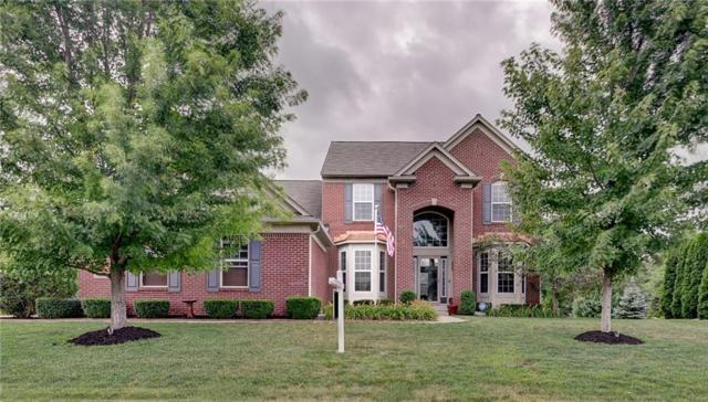 12417 Talon Crest Drive, Fishers, IN 46037 (MLS #21654231) :: HergGroup Indianapolis