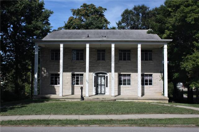 140 N Center Street, Plainfield, IN 46168 (MLS #21654235) :: The Indy Property Source