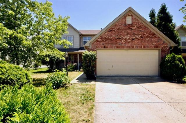 5165 Red Yarrow Way, Indianapolis, IN 46254 (MLS #21654241) :: The Indy Property Source