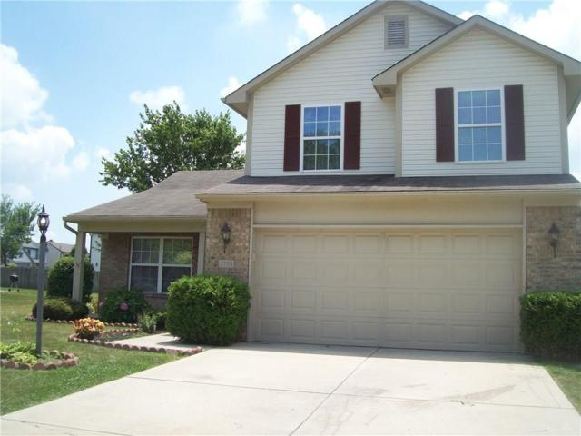 7703 Dancy Drive, Indianapolis, IN 46239 (MLS #21654253) :: The Indy Property Source
