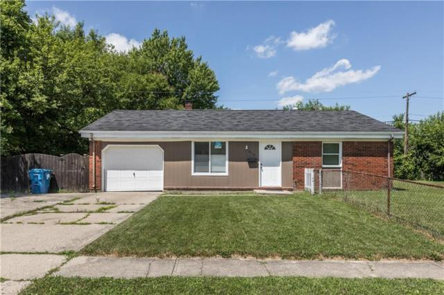 3714 Schaefer Lane, Indianapolis, IN 46235 (MLS #21654260) :: Mike Price Realty Team - RE/MAX Centerstone